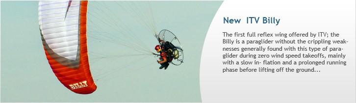 Easy Reflex Paraglinding