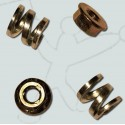 springs + nuts for engine exhaust