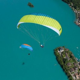 Paraglider ADVANCE ALPHA 6