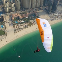 Paragliding ADVANCE OMIKRON