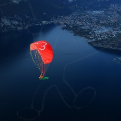 Paragliding Little Cloud Spiruline GT