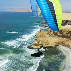 Paraglider OZONE RUSH 4
