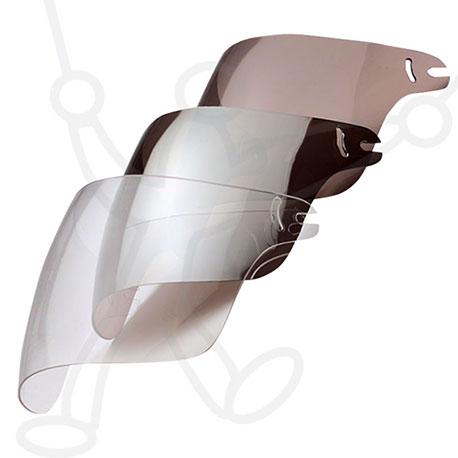 Visor LONG for SkyRider, Glam and TZ helmet