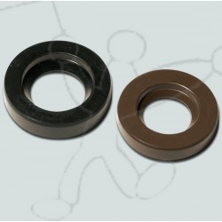 Gearbox radial shaft seal