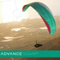 Paraglider ADVANCE SIGMA 10 demo