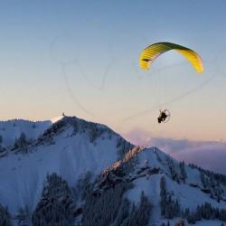 Paraglider ADVANCE ALPHA 6 22 lime demo