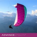 Paraglider ADVANCE EPSILON 9
