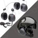 Pack casque Rega2 et headset 3M-X5