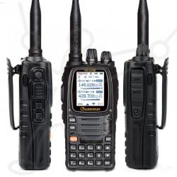 Radio Wouxun KGUV9D+ VHF UHF AM Flugzeug 5W CE
