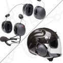 Pack helmet Rollbar and headset 3M-X5