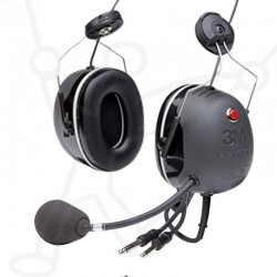 Headset casque ULM-AVION 3M-X5
