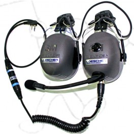 Headset ULM-AVION LOESCHER