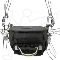 Ventralen PocketFallschirmrettungs Apco mit Cockpit