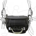 Reserve parachute ventral pocket Apco with Cockpit.
