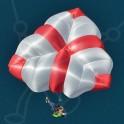 Rescue parachute X-Two