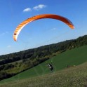 Paraglider ADVANCE ALPHA 6 28 orange demo