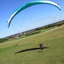 Paraglider ADVANCE ALPHA 6 28 Spectra demo