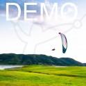 Paragliding ITV Piper Demo