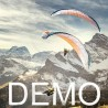 Paraglider ADVANCE PI 2 Demo