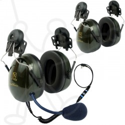 Coque-Headset casque paramoteur Headset ECO MODUL