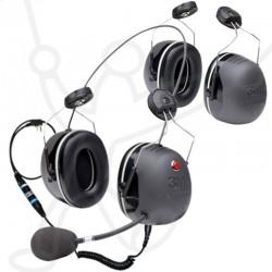 Ear Defender/headset helmet Paramotor 3M-X5 MODUL