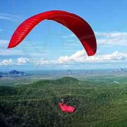 Paraglider Little Cloud Spiruline EZ