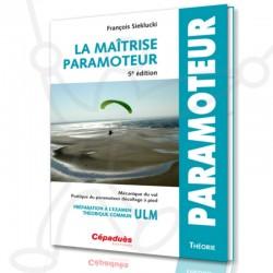 Maitrise du Paramoteur v5 préparation brevet de pilote