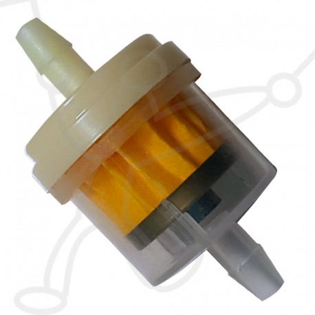 Standard fuel filter for 2-stroke and 4-stroke engine