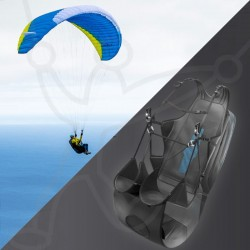 Easiness Alpha plain paraglider pack
