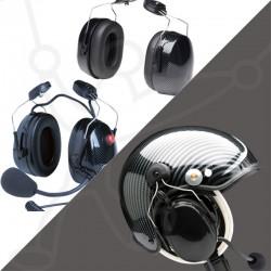 Pack Skyrider TZ jelm + headset Eco Modul
