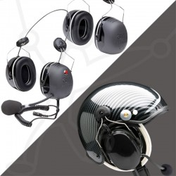 Pack Helmet Skyrider 3M-X5