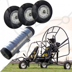 Pack Paramoteur Adventure Funflyer3 chariot biplace