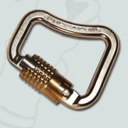 Auto steel carabiner