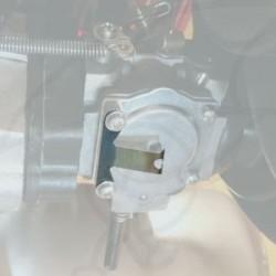 Languette amora§age carburateur