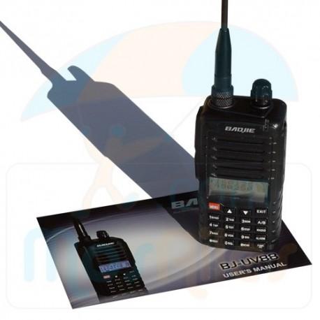 Radio Baojie VHF/UHF CE