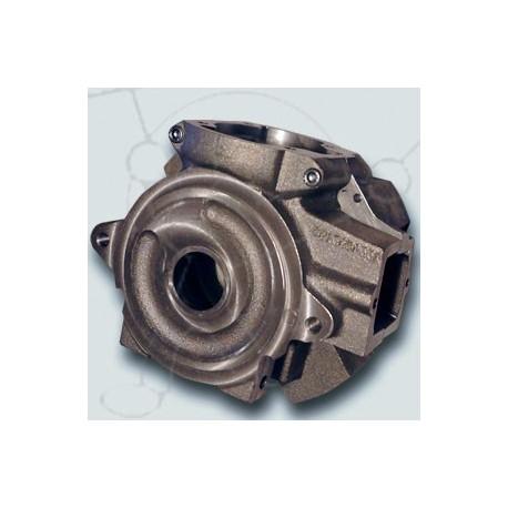 Aluminum engine carter