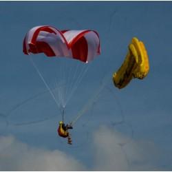 Parachute Krisis Rogallo 2