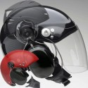 Motorschirm Helme