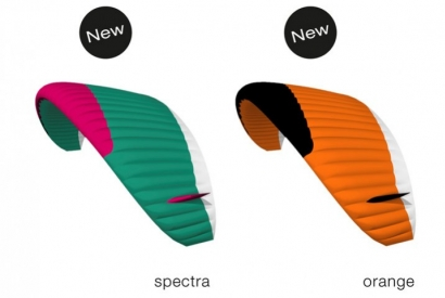 New colors for the Advance Alpha 6